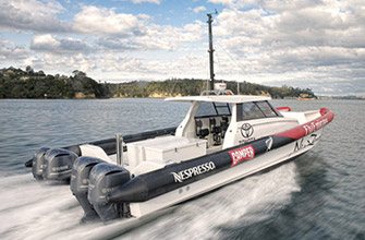 Salthouse Boats - Catalyst 45 High Performance Tender