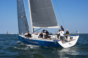 Salthouse Boats - Ker 46ft IRC Race Yacht